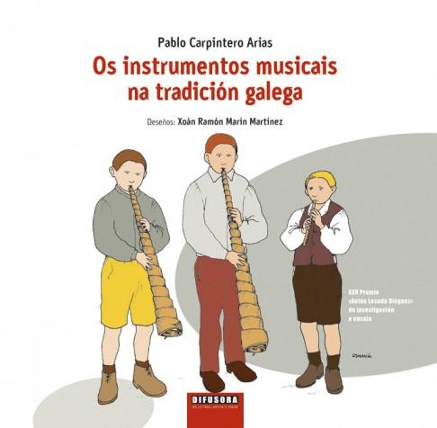 Os instrumentos musicais na tradición galega