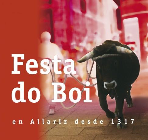 Festa do Boi, en Allariz desde 1317