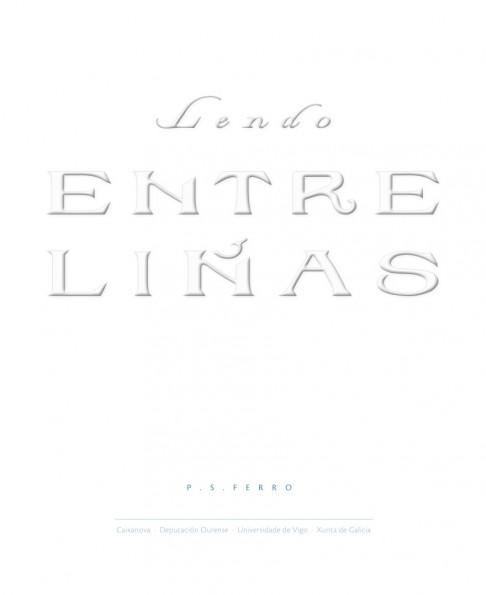Lendo «Entre liñas»
