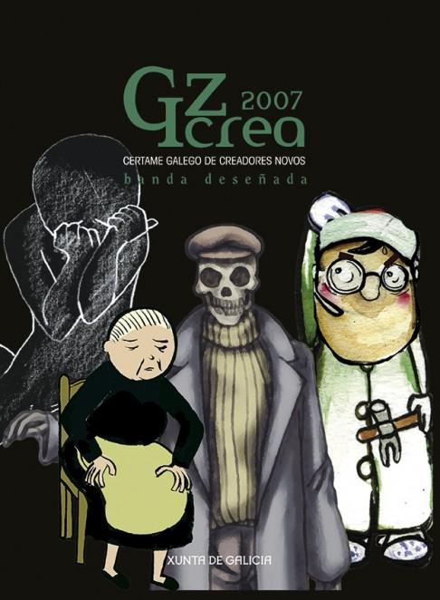 «GZcrea 2007» O Certame Galego de Creadores Novos