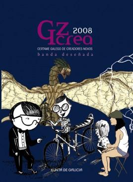 «GZcrea 2008» O Certame Galego de Creadores Novos