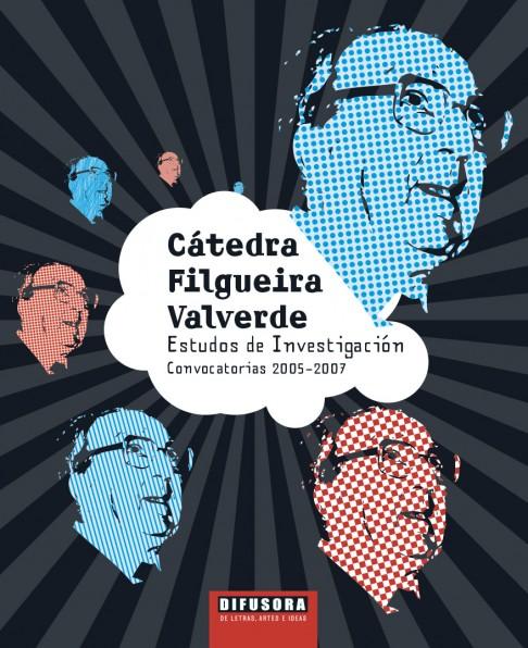 Cátedra Filgueira Valverde. Estudos de investigación. Convocatorias 2005-2007