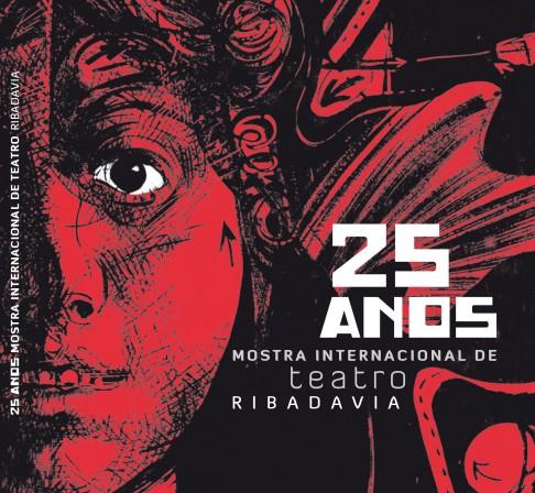 25 anos. Mostra Internacional de Teatro Ribadavia