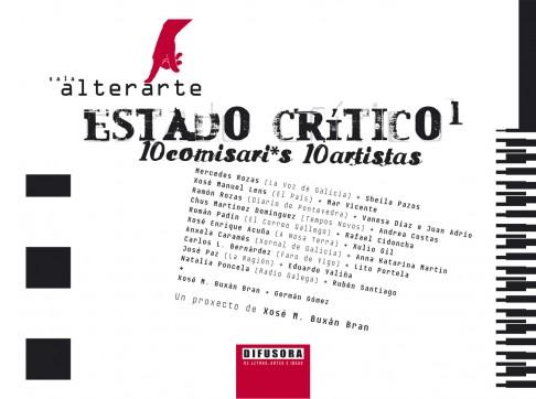 Sala Alterarte. Estado crítico1. 10 comisari*s 10 artistas