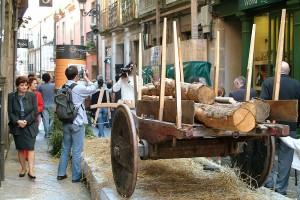 Exposición «O carro e as xentes: Xoaquín Lorenzo Fernández»