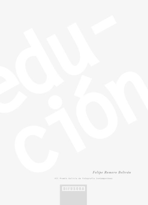 CAPAS LIBRO REDUCIÓN • FELIPE ROMERO BELTRÁN VII PREMIO GA